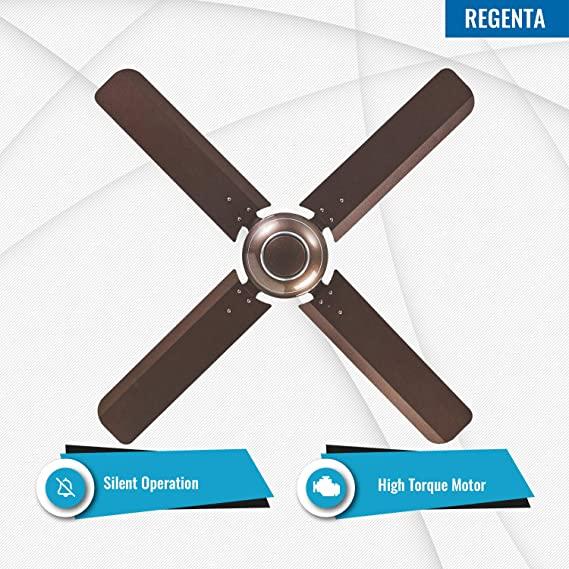Regenta - 4 Blade Ceiling Fan - Features
