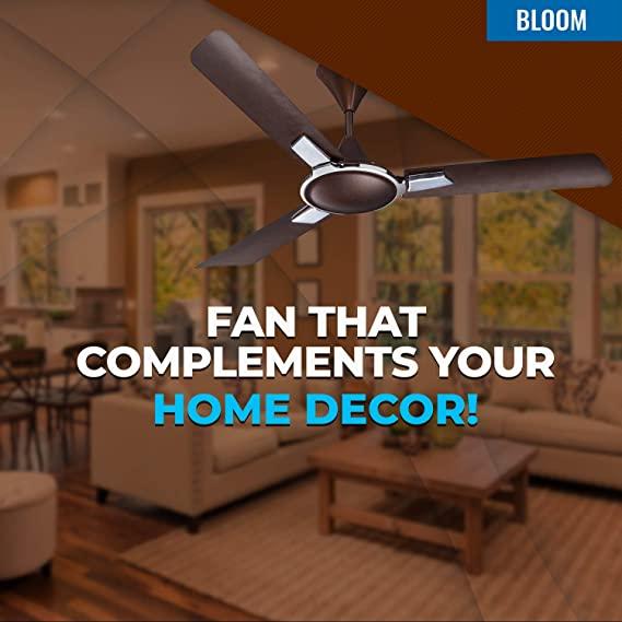 bloom fan home decor