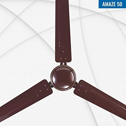 Amaze 50 - 1200mm Ceiling Fan