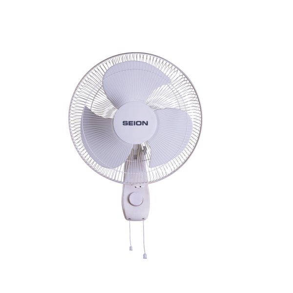 Seion Air Swing - Wall Mounted Fan - White