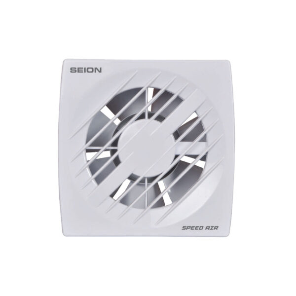 Seion Speed Air Exhaust Fan - White